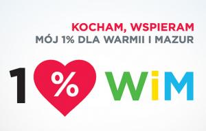 Mój 1% dla Warmii i Mazur - link zewnętrzny