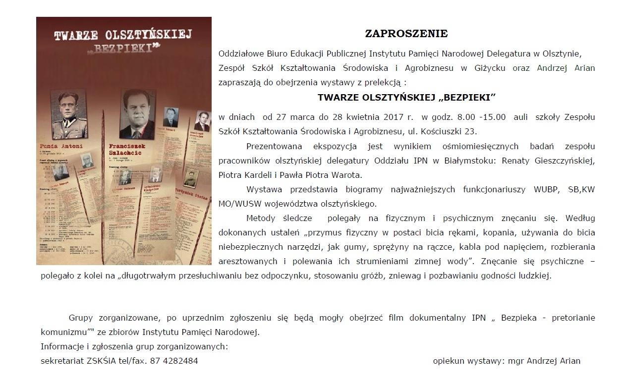 zaproszenie-wystawa-ZSKŚiA