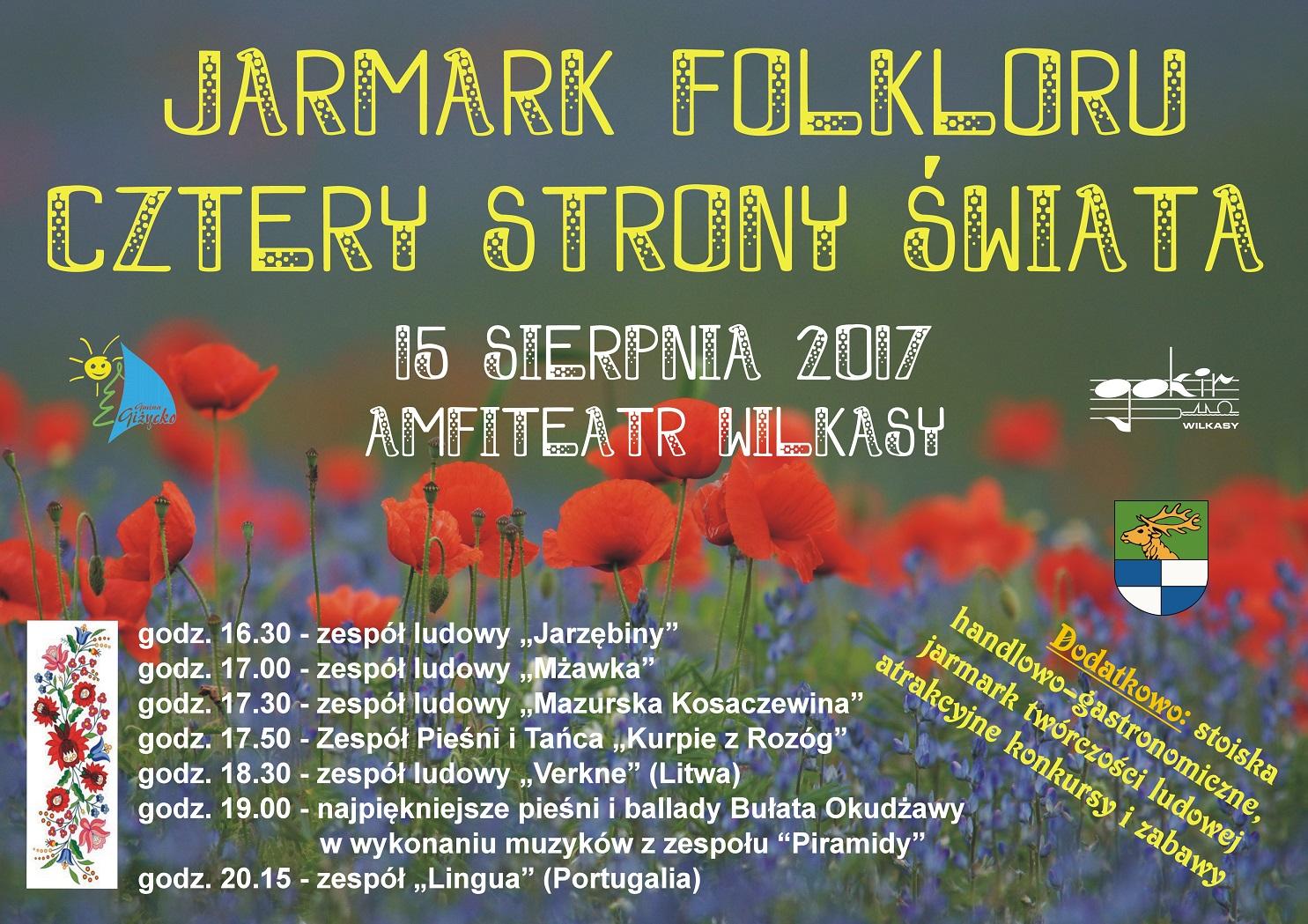 Jarmark folkloru 2017