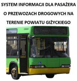 System informacji dla pasażera o przewozach drogowych