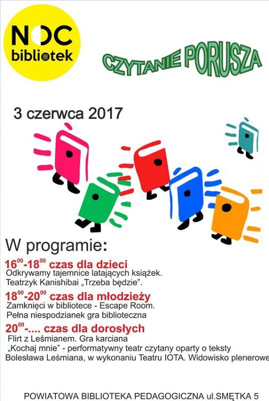Noc Bibliotek-03.06.2017