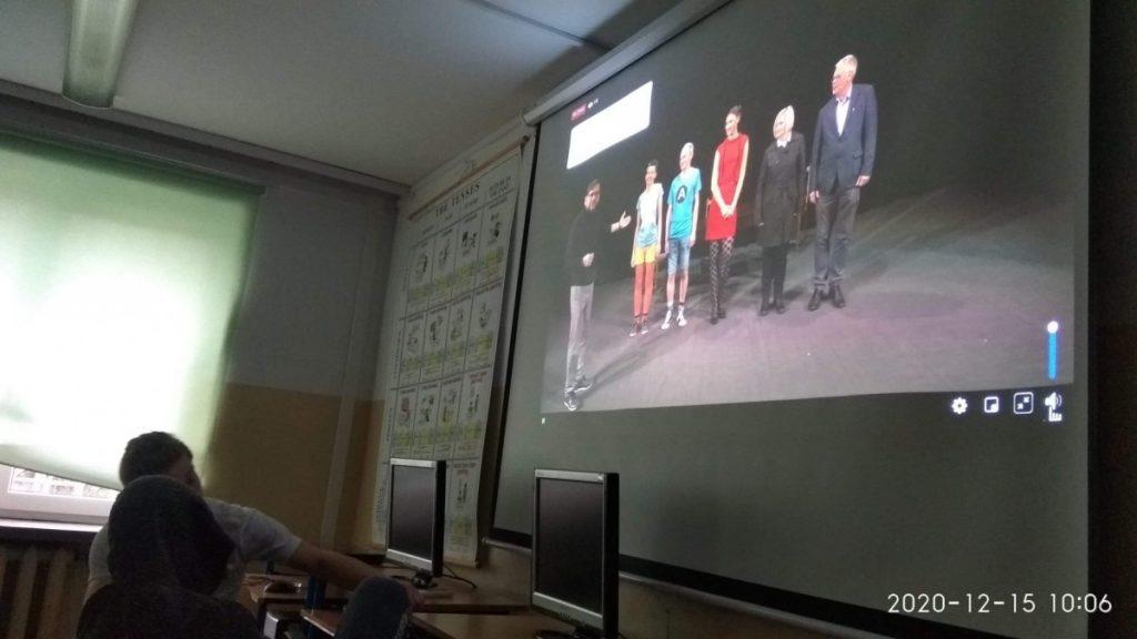 """spektakl """"Nowa Hydrozagadka, czyli dzieci i ryby mają głos"""""""