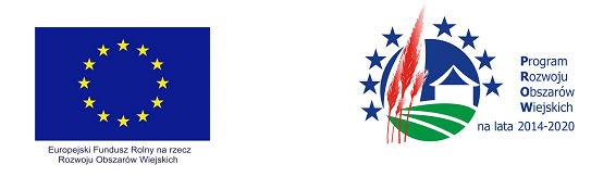 logo PROW program Rozwoju Obszarów Wiejskich