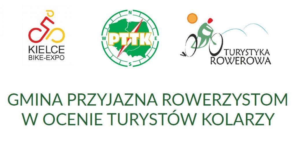 gmina przyjazna rowerzystom - logo