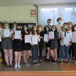 zdjęcie - podsumowanie praktyk zagranicznych uczniów ZSZ