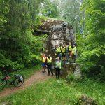 zdjęcie - Przygotowanie uczniów MOS w Giżycku do udziału w ruchu drogowym