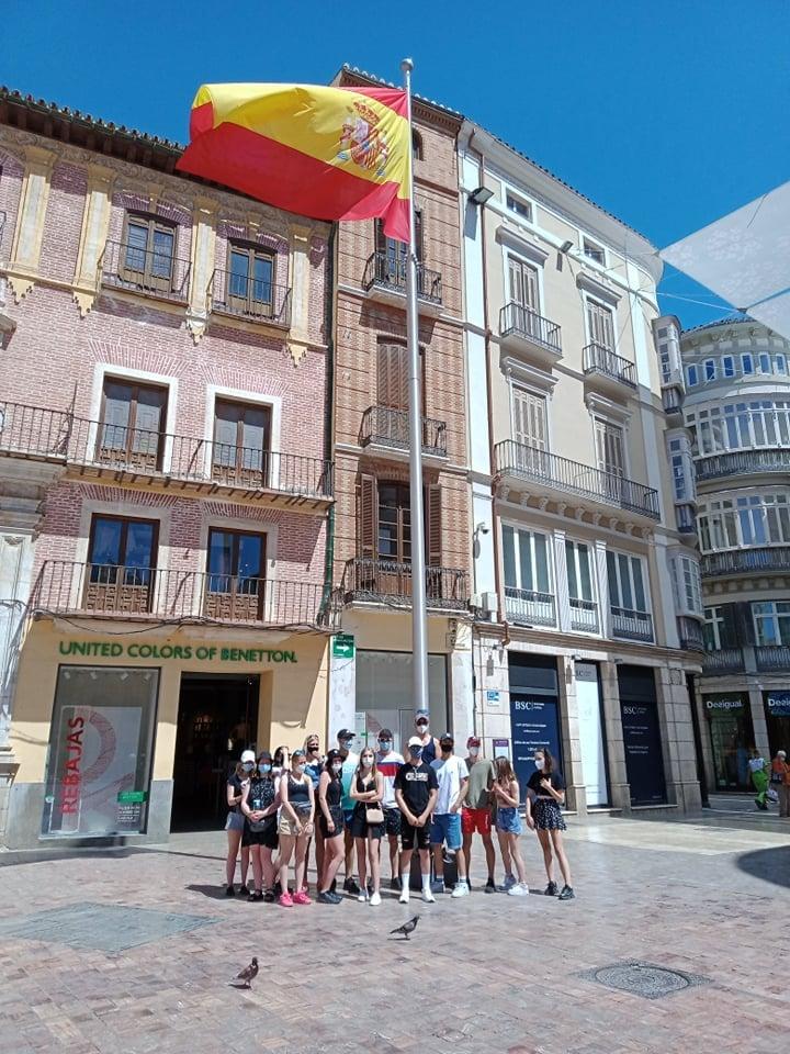 praktyki uczniów w Hiszpanii