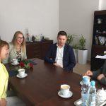 zdjęcia powołanie dyrektorów II LO i SOSW