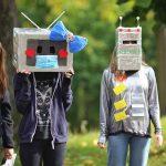 """zdjecie """"Bajki robotów"""" w I Liceum Ogólnokształcącym"""